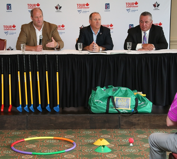 Tour Championship 2014 Press Conference