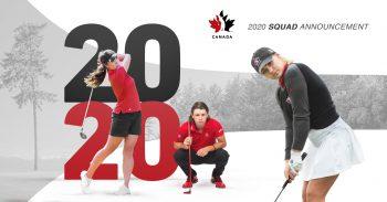 Team Canada Golf 2020