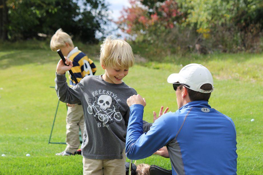 Community Golf Coach