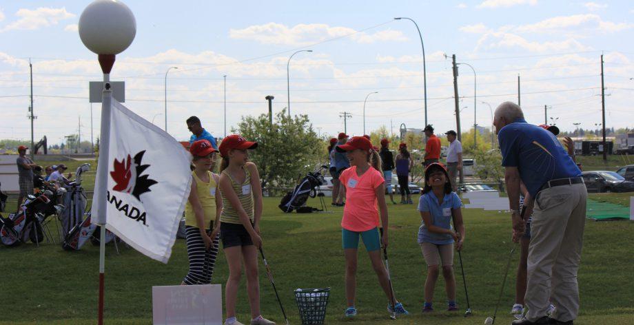 Golf Canada Calgary Centre