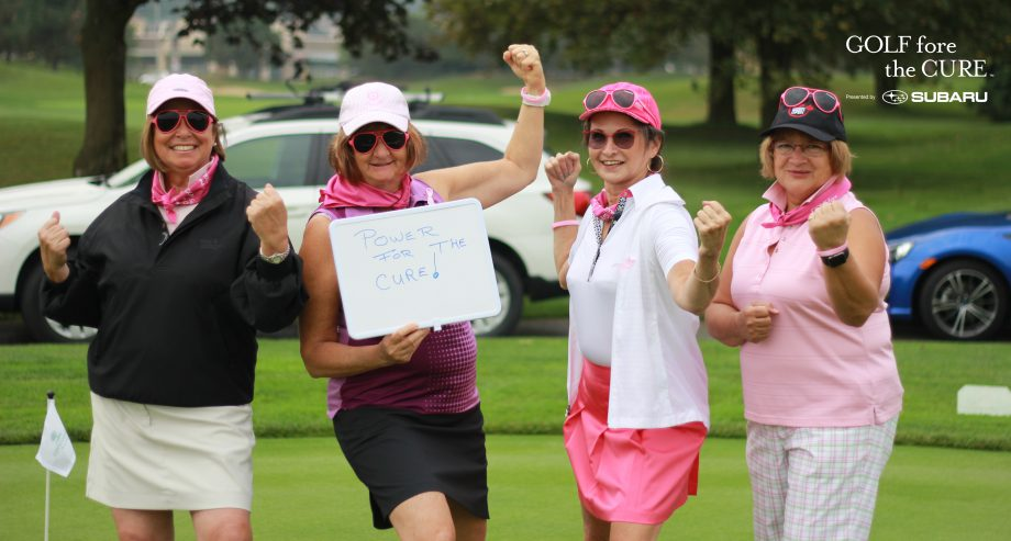 Golf Fore the Cure 2016 National Event