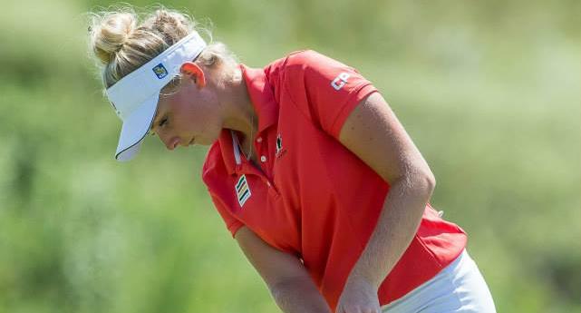 Maddie Szeryk Team Canada