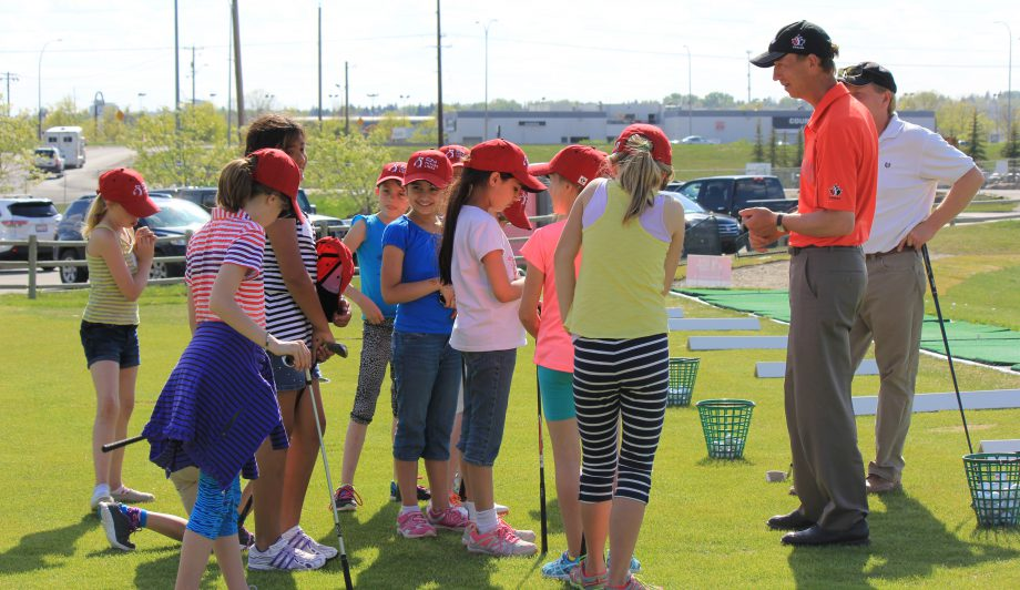 Golf Canada Life Skills