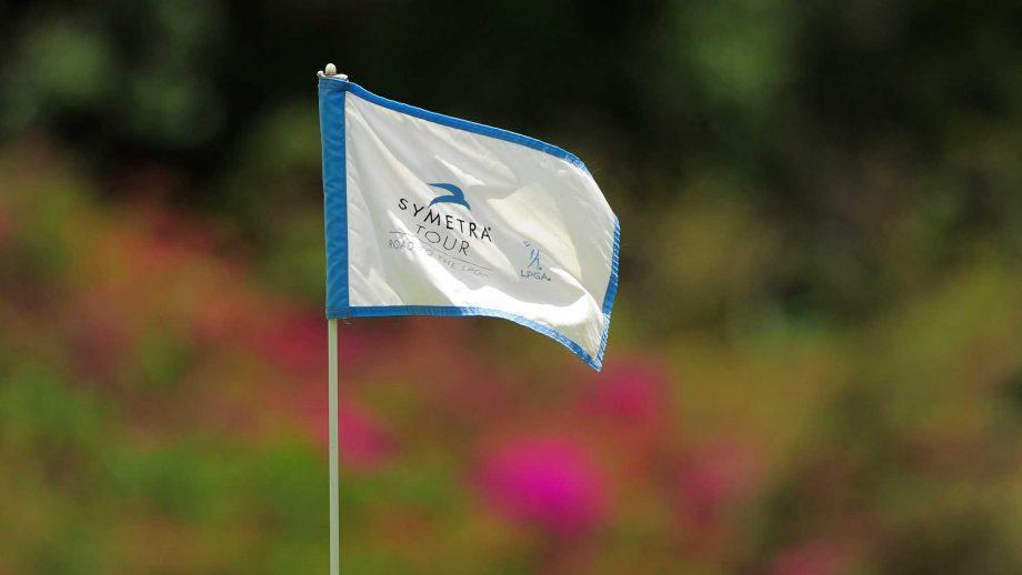 Symetra Tour flag