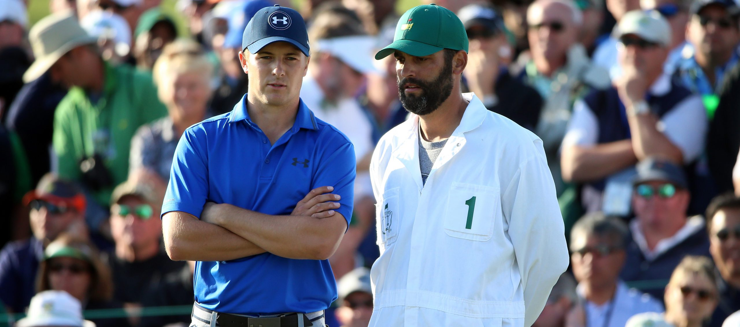 The Masters - Round Two