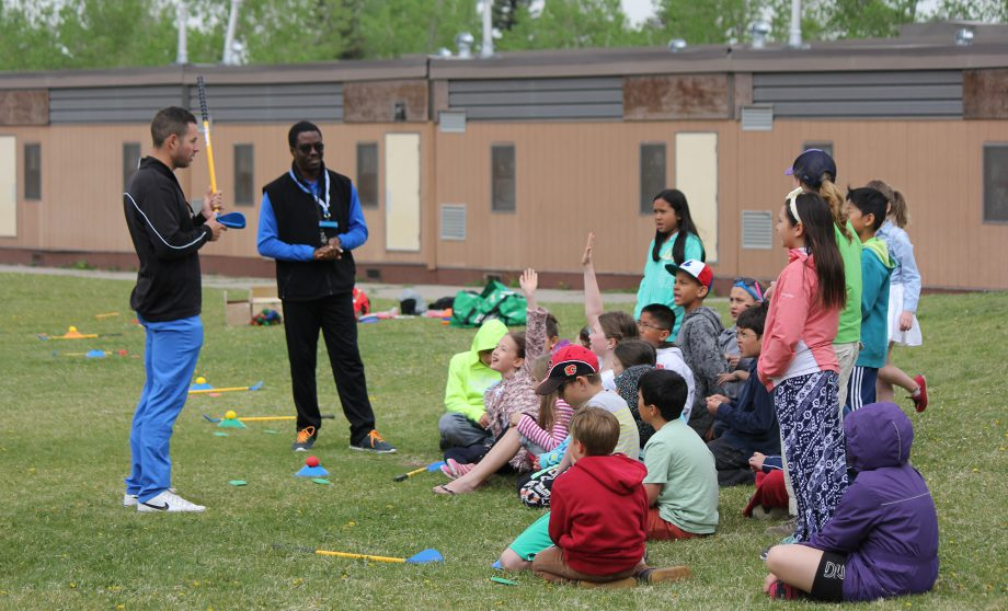 Golf in Schools Professional Visitation grant
