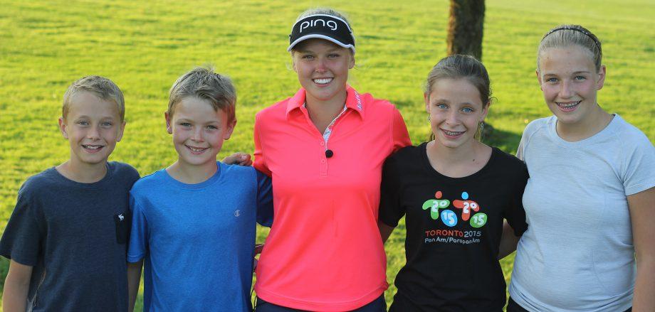 Golf Canada Life Skills - Brooke Henderson