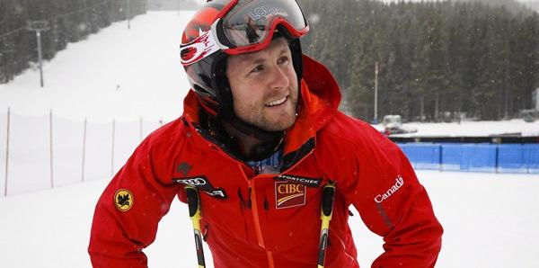 Brady Leman (THE CANADIAN PRESS/Jeff McIntosh?