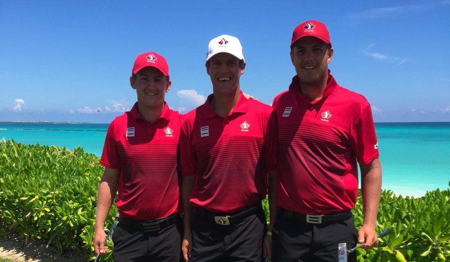 Team Canada golf - World Amateur