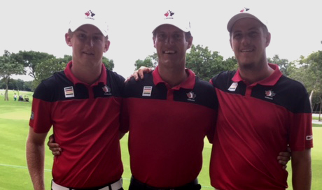Team Canada - WATC 2016