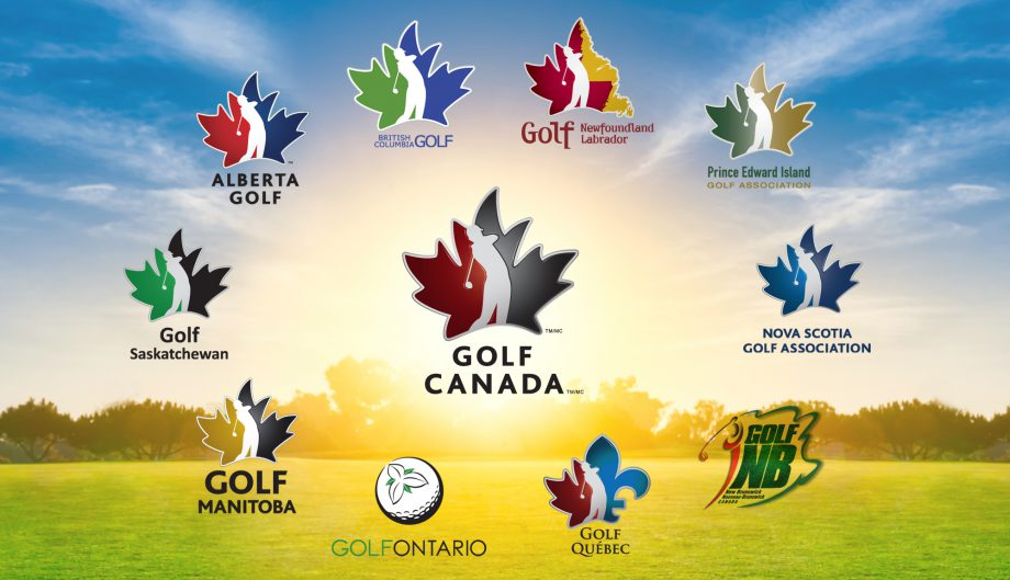 Golf Canada website relaunch