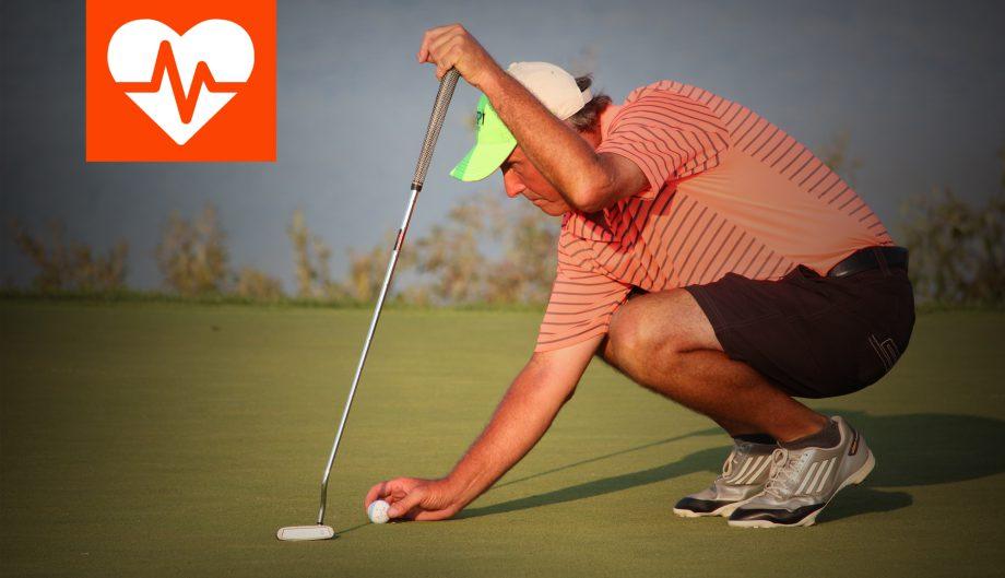 Golfers live longer