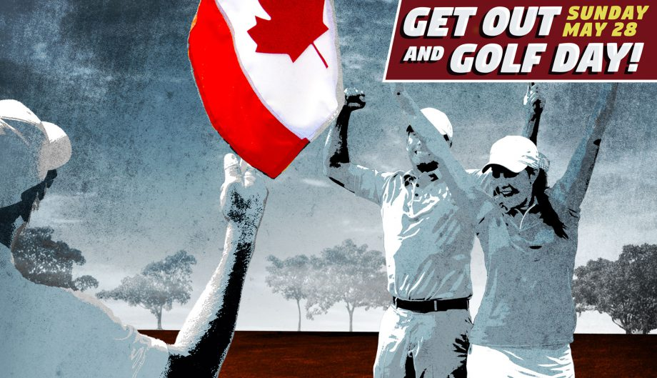 Get Out and Golf Day
