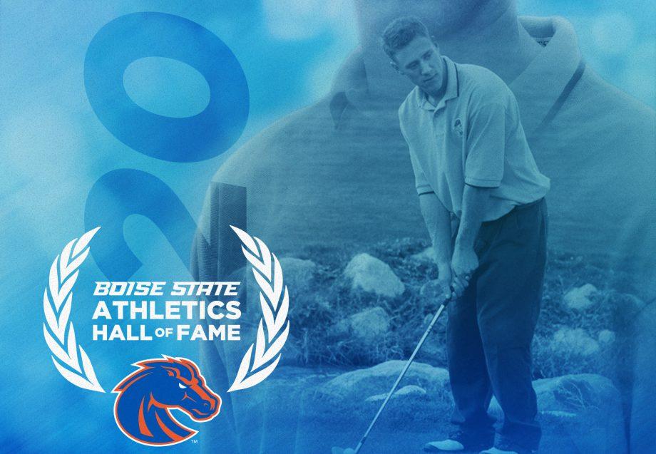 Graham DeLaet (Boise State Hall of Fame)