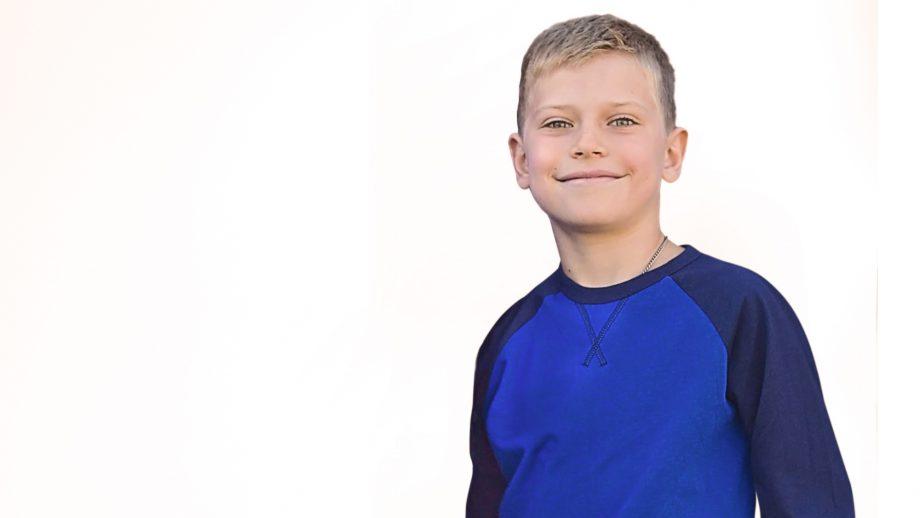 Benjamin Fizzard (CP Has Heart Child Ambassador)