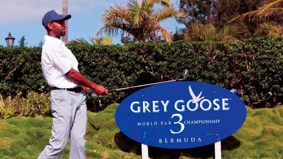 Grey Goose World Par-3