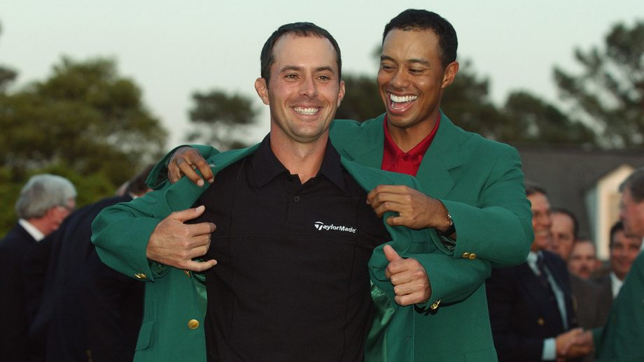 Mike Weir / Tiger Woods