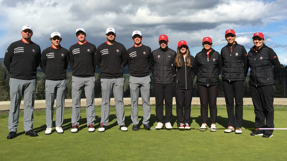 Team Canada 2018 Development Squad