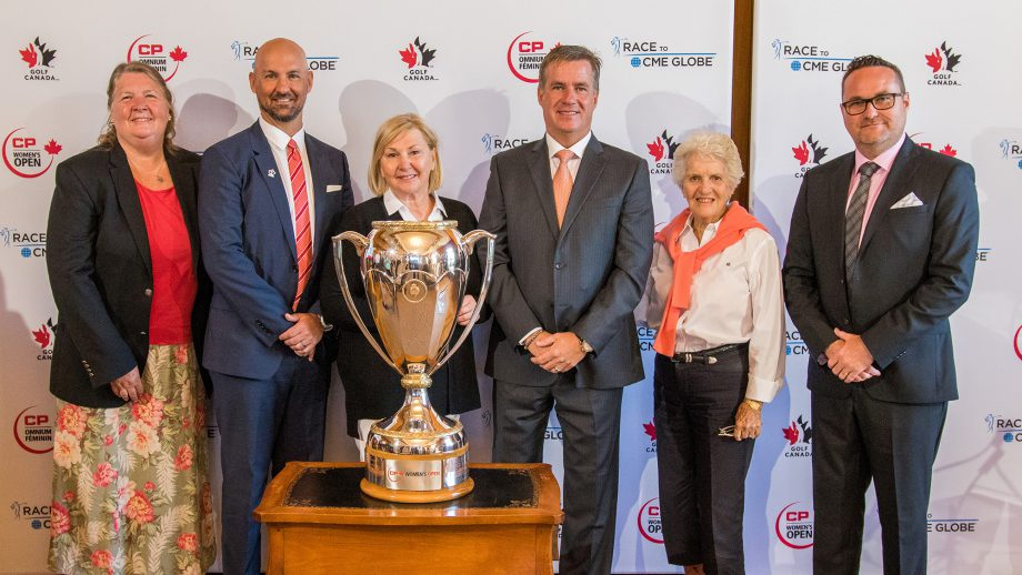 Canadian Pacific extends partnership of Canadian Womens Open through 2023