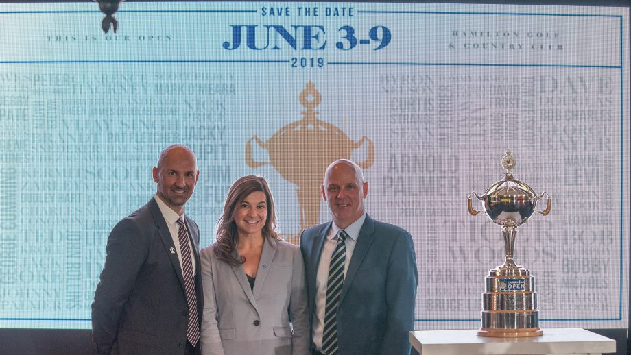 RBC Canadian Open - Save the Date