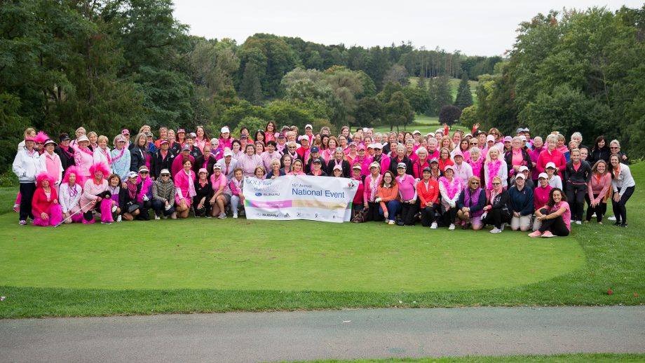 Golf FOre the Cure 2018