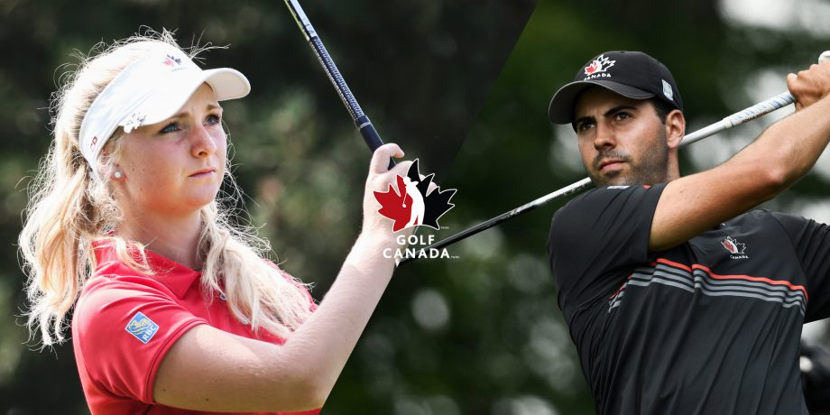2018 Canadian Golfers of the Year