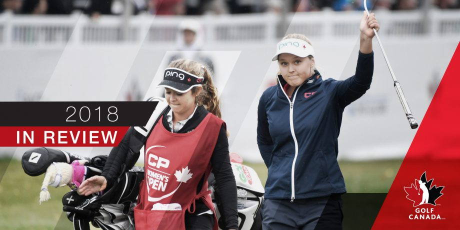 2018 Canadian golf review