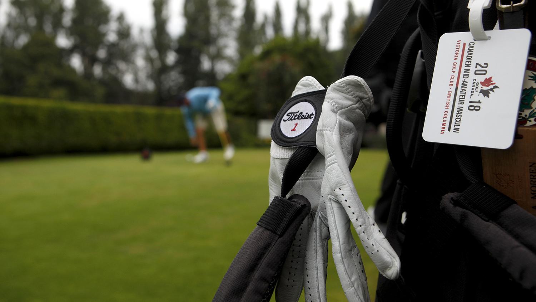 Canadian Men's Mid Amateur Golf