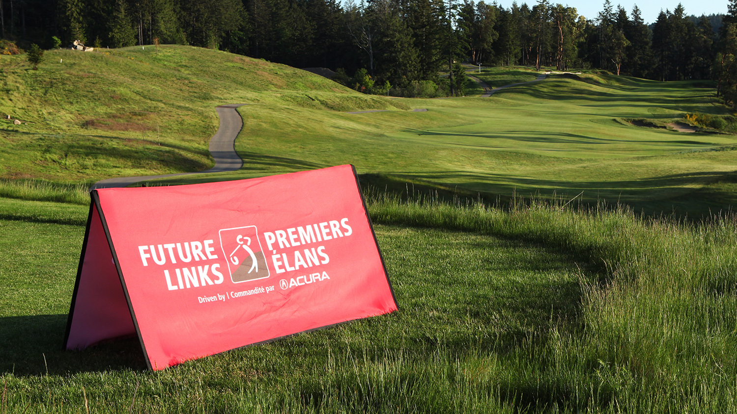 Future Links, driven by Acura Golf Championships
