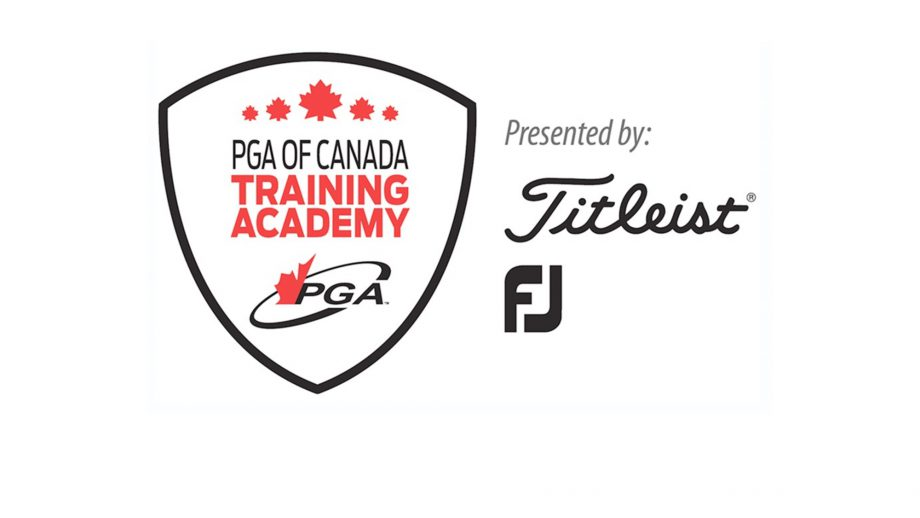 PGA of Canada Training Academy presented by Titleist & Footjoy
