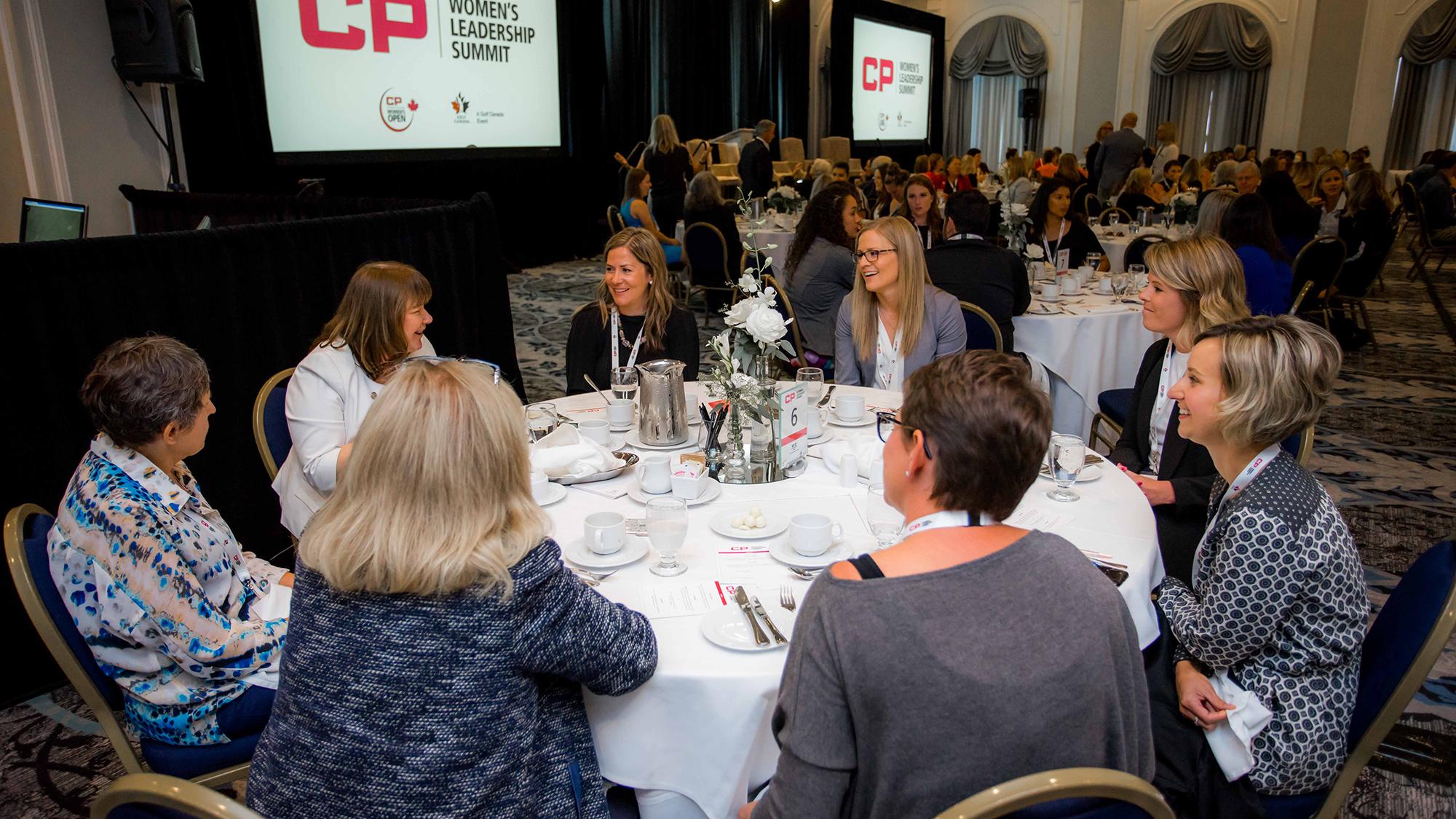 CP Women's Leadership Summit
