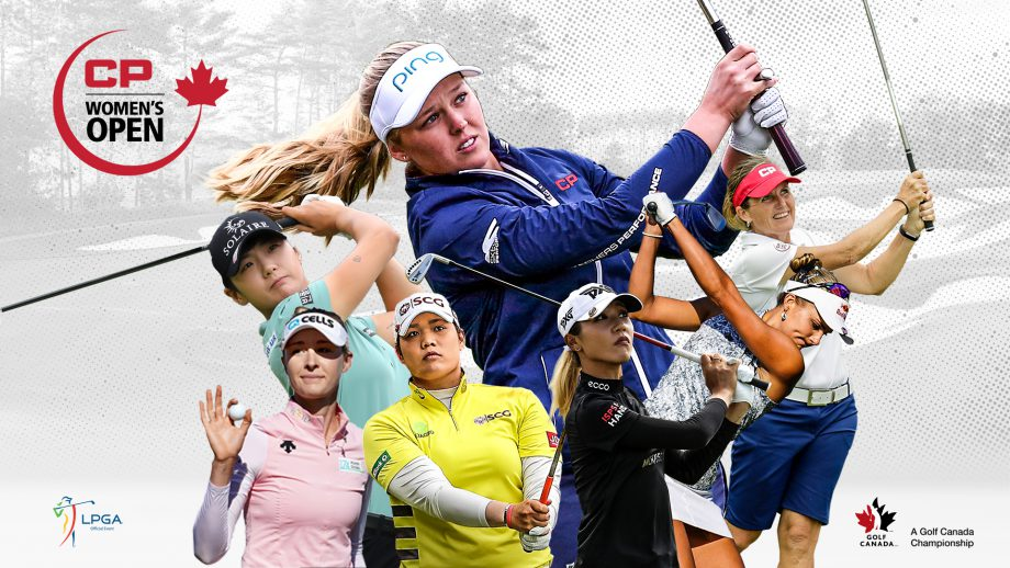 2019 CP Women's Open final field
