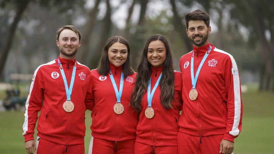 Team Canada Pan American games