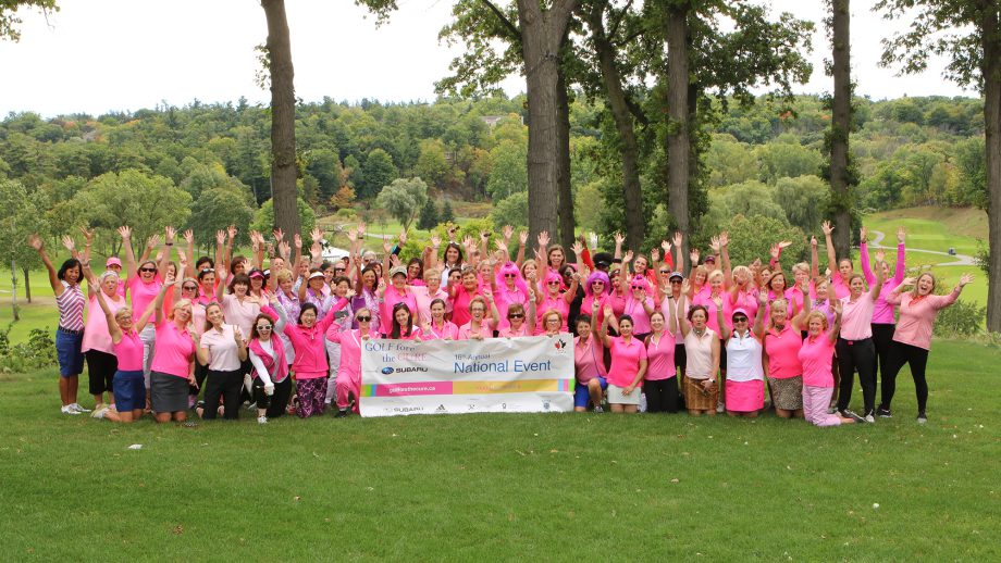 Golf Fore the Cure National Event
