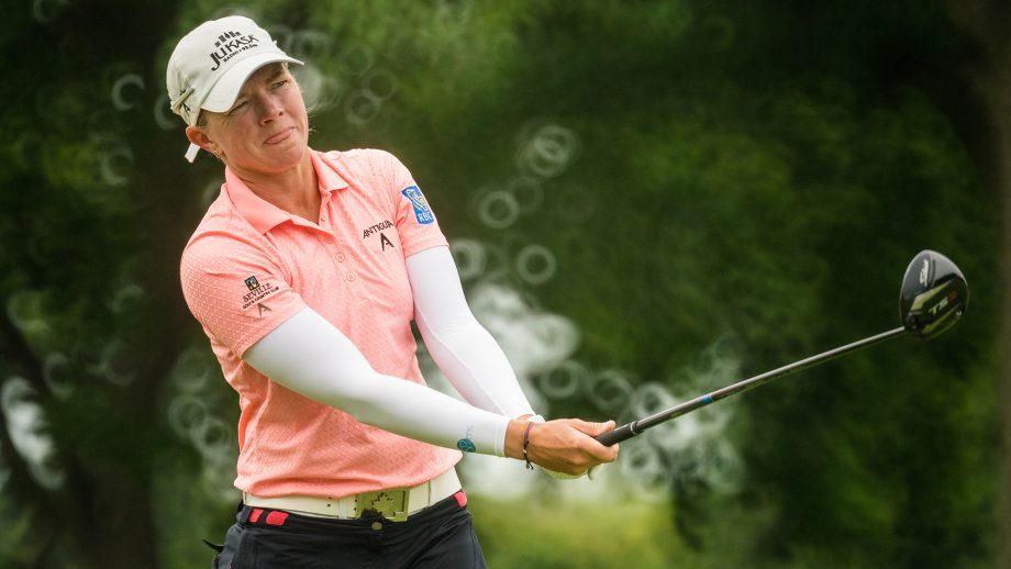 Alena Sharp named Player Director on LPGA's Board - Golf Canada