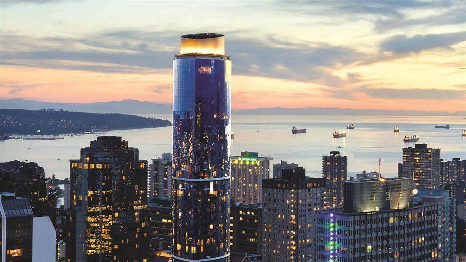 Sheraton Vancouver