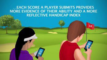 Acceptable scores – 2020 World Handicap System