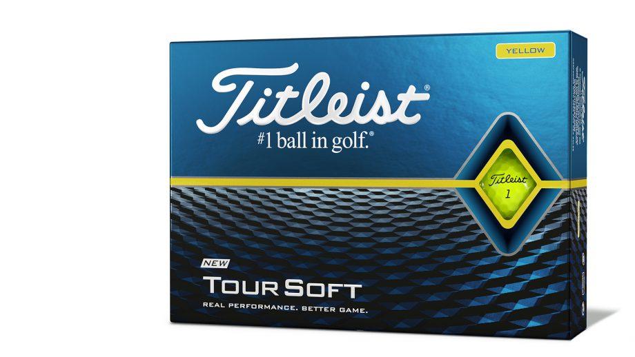 Titleist Tour Soft 2020