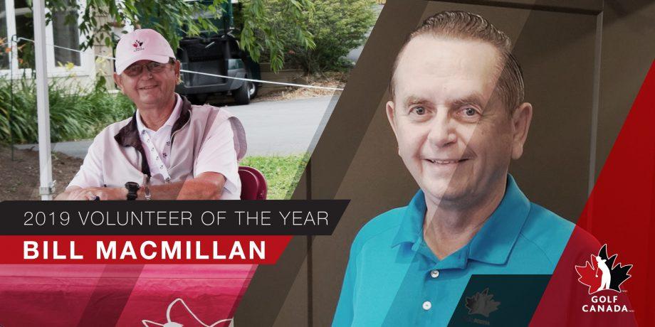 Bill MacMillan - Nova Scotia Golf
