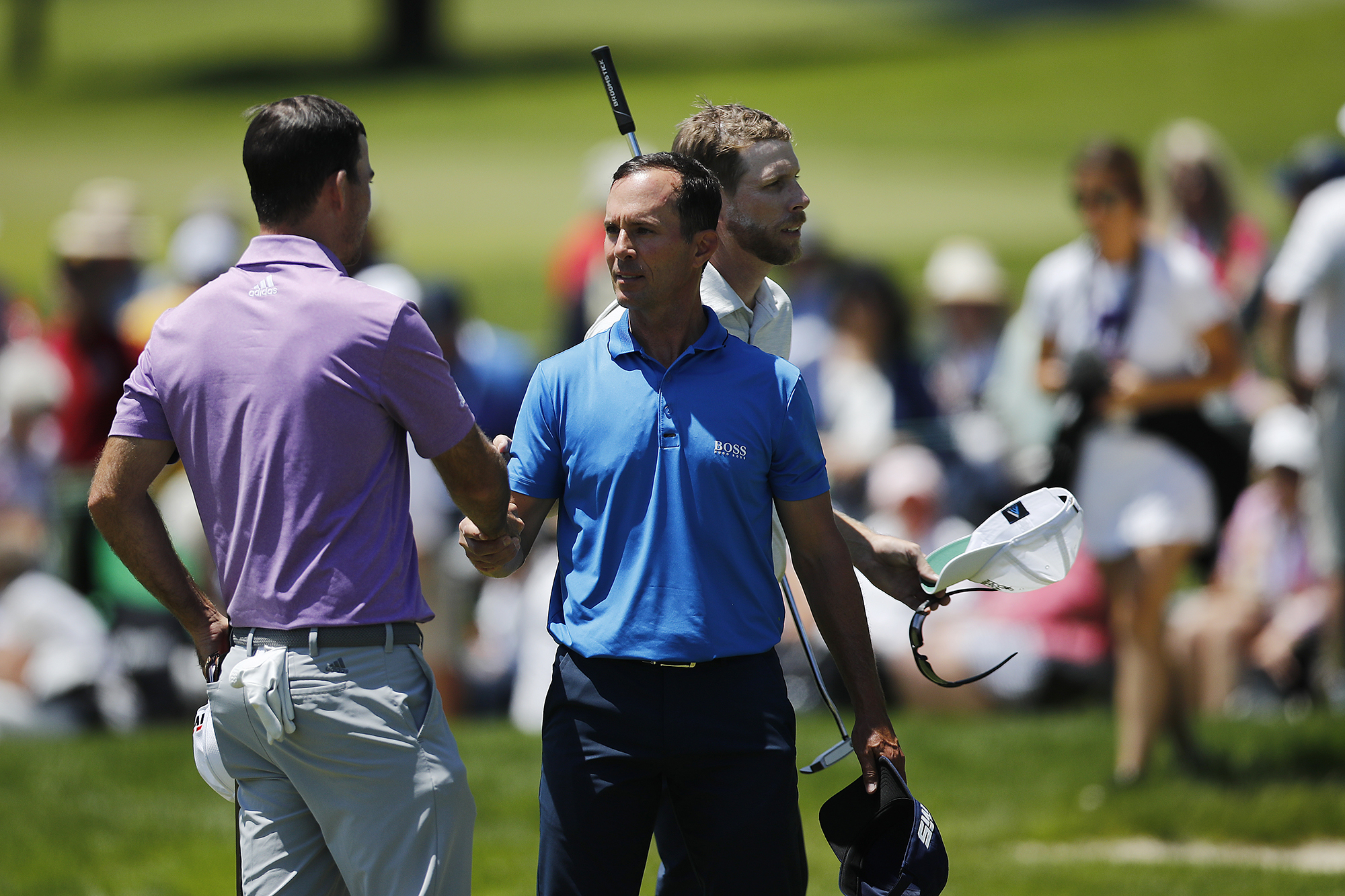 Mike Weir, Nick Taylor