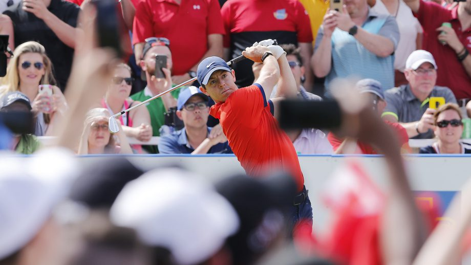 Rory McIlroy at the RBC Canadian Open
