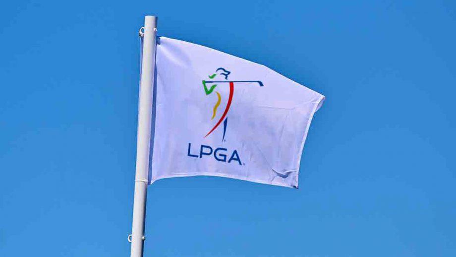 LPGA Flag