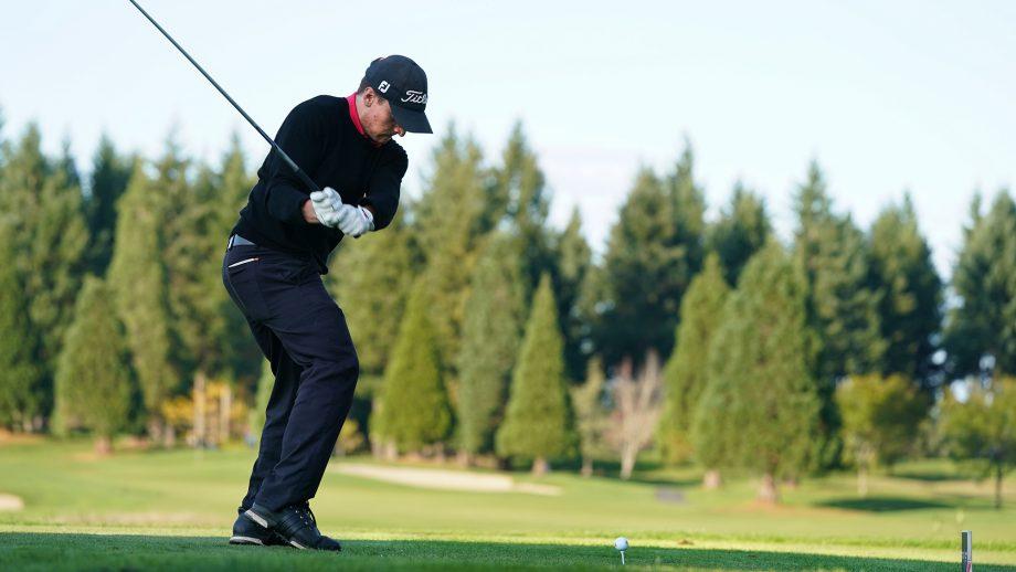 Canadian golfer