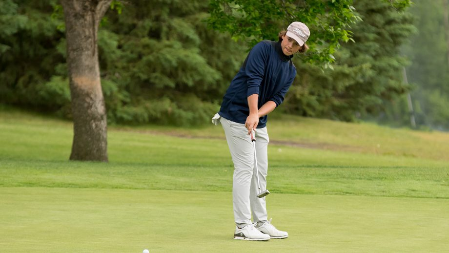 JUN 16 - Action at the 2019 Future Links, driven by Acura Prairie Championship from Deer Park Municipal Golf Course in Yorkton, Saskatchewan