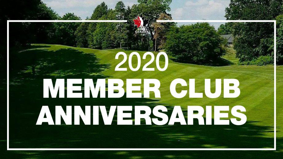 2020 member club anniversaries