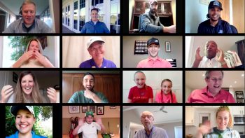 Team RBC thanks fans and volunteers of the RBC Canadian Open