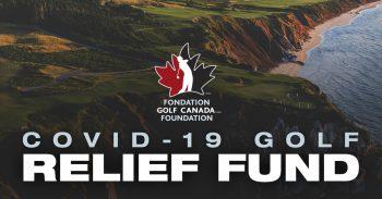 Golf Canada COVID Relief Fund