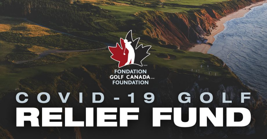 Golf Canada COVID Relief Fund