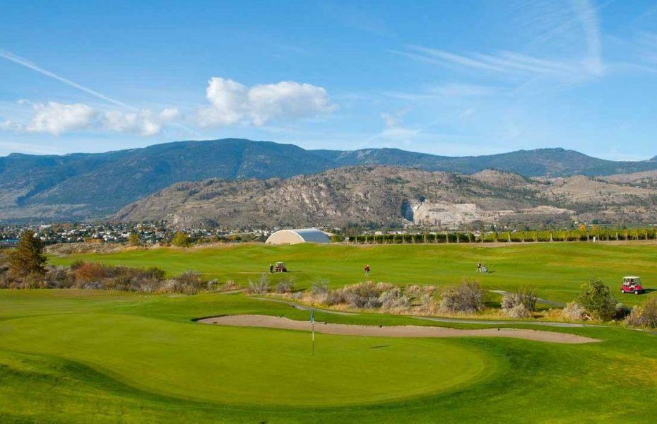 NkMip Canyon Desert Golf Course