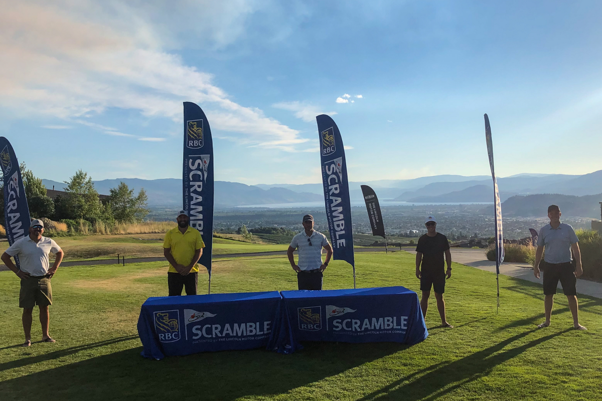 2020 RBC PGA Scramble national winners